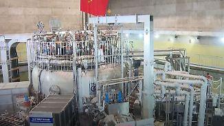 Fast siebenmal heißer als die Sonne: Chinesischer Fusionsreaktor erreicht 100 Millionen Grad