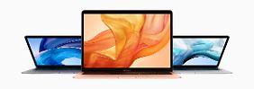 Vor allem das Display gefällt: Das neue MacBook Air ist ein Fortschritt