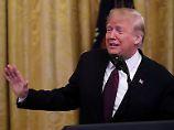 Ermittlungen zu Russland: Trump beantwortet Muellers Fragen