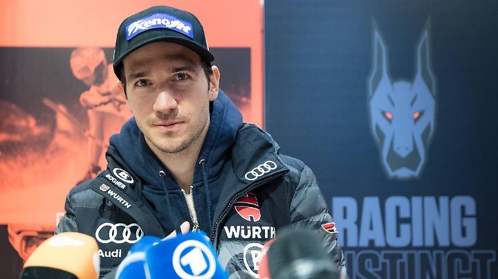 Felix Neureuther will endlich wieder Rennen fahren.