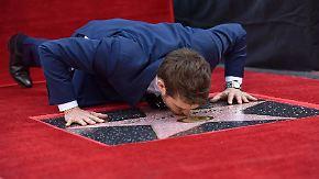 Promi-News des Tages: Michael Bublé fühlt sich wichtig dank Hollywood-Stern