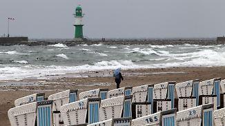 Wenig Regen, viele Wolken: Beißender Ostwind kündigt ungemütliche Woche an