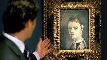 Gemälde in Rumänien entdeckt: Gestohlener Picasso angeblich aufgetaucht