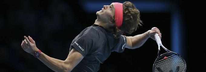Erster deutscher Sieg seit 1995: Zverev triumphiert im ATP-Finale