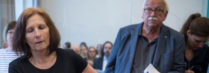 Gabriele Bohnacker trat in dem Prozess als Nebenklägerin auf.
