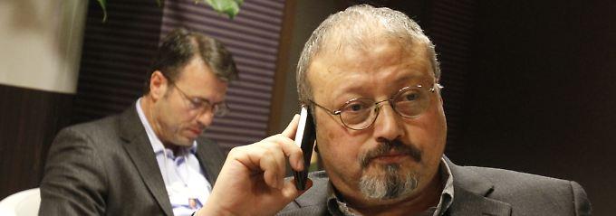 Jamal Khashoggi (Archivbild).