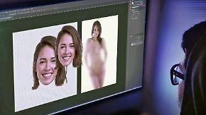 Perfide Rache gekränkter Egos: Fake-Nacktfotos ahnungsloser Opfer kursieren online