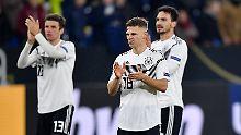 Der Sport-Tag: Polen entscheidet DFB-Schicksal, System Fußball zerbricht