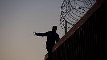 Einwanderung über Mexiko: Richter stoppt Trumps Asyl-Verschärfung
