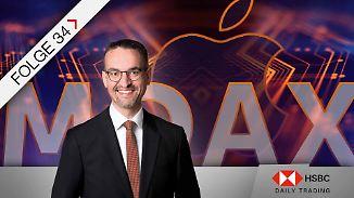 Apple und MDAX im Chart-Check: Technologie und 2. Reihe unter Druck