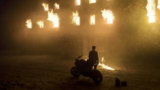 """Neu im Kino: """"Verschwörung"""": Lisbeth Salander ist zurück - brutal und düster"""
