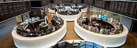 Blutroter Börsentag in Frankfurt: Dax bricht ein - Sorgen um Eskalation im Handelsstreit