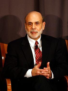 Ben Bernanke befürchtet keine übermäßige Inflation.
