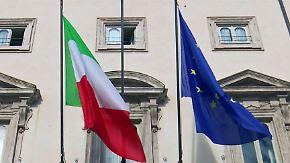 """""""EU-Kommission tut, als hätte sie Macht"""": Italien sitzt im Defizitstreit am längeren Hebel"""