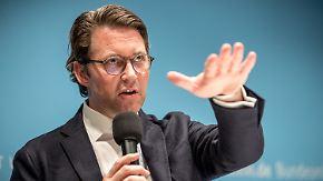 Minister im Kreuzfeuer: Brüssel lässt Dieselgipfel nach Scheuer-Absage ausfallen