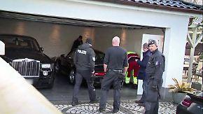 """""""Ich habe sechs reiche Frauen"""": Clan mit Hartz IV und Luxusautos landet vor Gericht"""