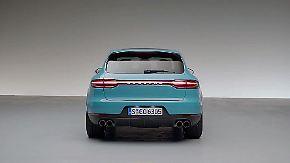 """Mehr Evolution statt Revolution"": Porsche verpasst neuem Macan markantes Heck"