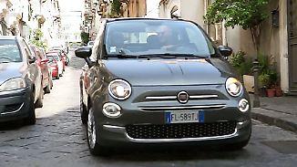 Eine vergessene Perle und viel Tradition: Fiat 500 Cabrio lädt zur Entdeckungstour durch Sizilien