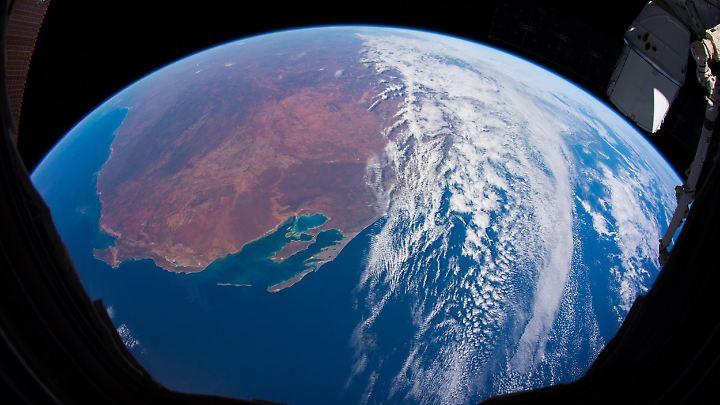 Bilder Von Der Erde Aus Dem All
