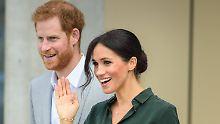 Bye-bye Kensington Palast: Harry und Meghan planen Umzug