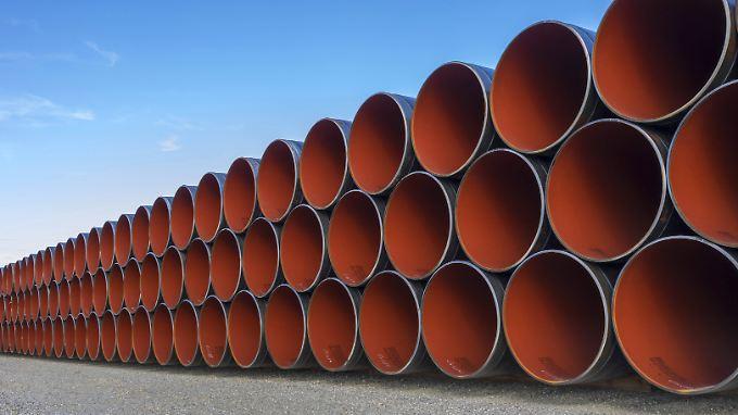 Israel plant Riesenpipeline nach Europa