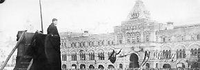 Vom Basar zum Luxustempel: Moskauer Kaufhaus GUM wird 125