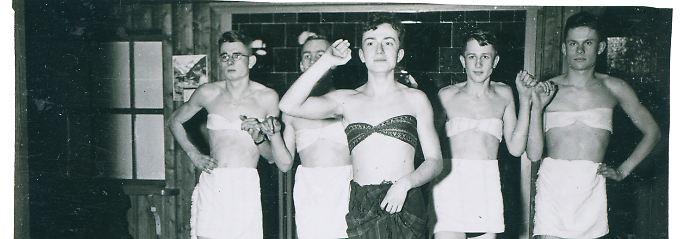 Cross-Dressing bei der Wehrmacht: Soldaten trugen Frauenkleider