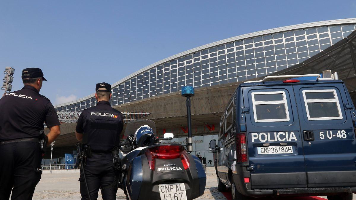 Schwedische Killer-Bande in Spanien aufgehoben