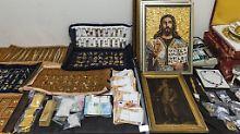 Illegale Transfers ins Ausland: Athener Polizei beschlagnahmt Gold