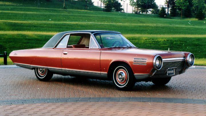 Auch Gasturbinen-Autos wie hier von Chrysler hielt man seinerzeit für zukunftsfähig.