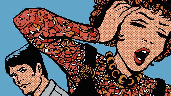 Mansplaining: Wenn Männer ungefragt Frauen die Welt erklären - selbst, wenn die sich eigentlich besser auskennen.