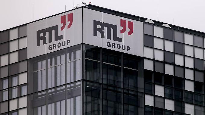Der Hauptsitz der RTL Group befindet sich am Stadtrand von Luxemburg.