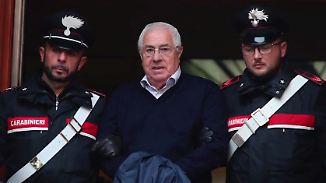 """Großangelgte Aktion gegen die Cosa Nostra: Italiens Polizei verhaftet den """"Boss der Bosse"""""""