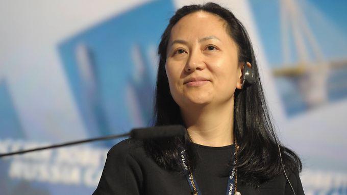 Die USA wollen, dass Kanada Huawei-Finanzchefin Meng Wanzhou ausliefert.