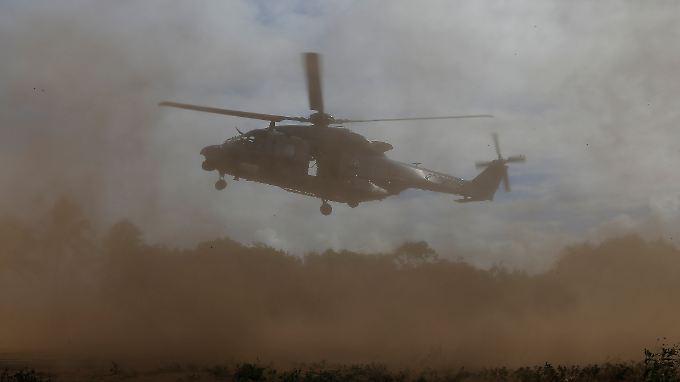 Für Neuseelands Streitkräfte könnten schwierige Einsätze bevorstehen.