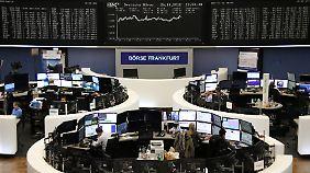 Dax auf Tageshoch - China plant Marktöffnung