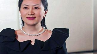 Finanzchefin in Kanada verhaftet: USA fürchten chinesische Spionage durch Huawei