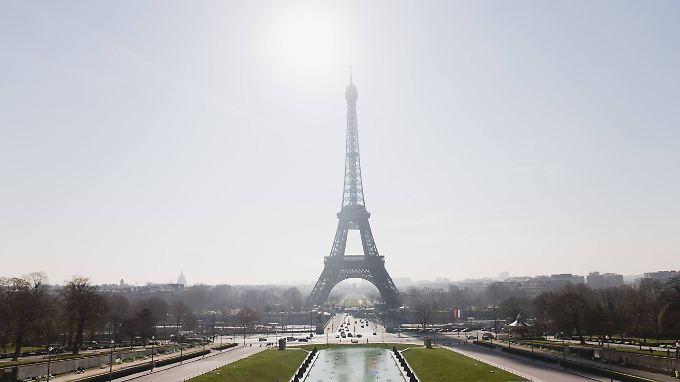 So friedlich wird es am Samstag in Paris wohl nicht sein.