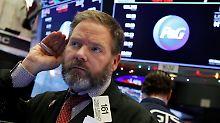 Dow Jones schließt mit Minus: Huawei-Affäre lässt US-Börsen zittern