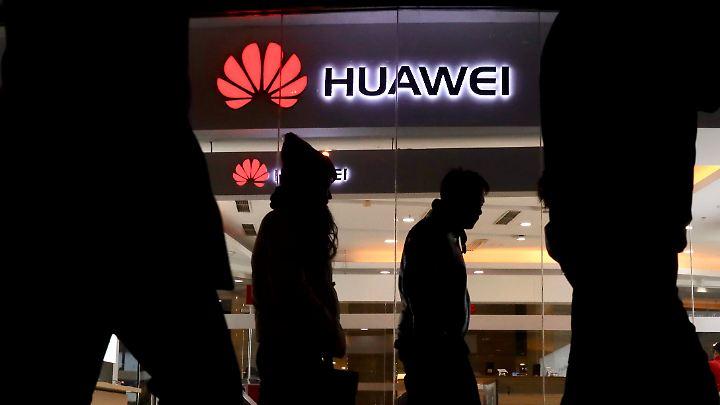 Der chinesische Huawei-Konzern ist unter anderem wegen erzwungener Technologietransfers nicht wohlgelitten bei der US-Regierung.