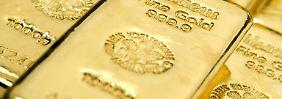 Krisenmetall im Aufwind?: Goldpreis profitiert vom Handelsstreit
