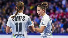 EM-Sieg gegen Spanien: DHB-Frauen träumen weiter vom Halbfinale
