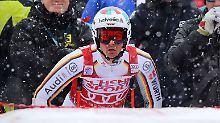 """Neureuther """"nicht konsequent"""": Skifahrer Luitz patzt nach """"Sauerstoff-Affäre"""""""
