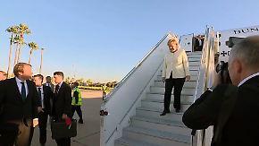 Verabschiedung von UN-Migrationspakt: Merkel setzt Statement mit Marokko-Reise