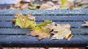 Glätte in der Nacht und am Morgen: Niederschläge ziehen langsam ab