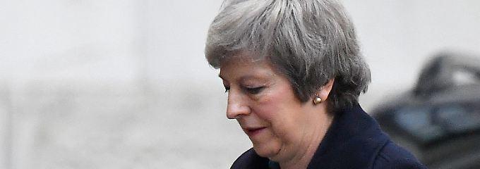 """""""Deal wäre abgelehnt worden"""": May verschiebt Brexit-Abstimmung"""