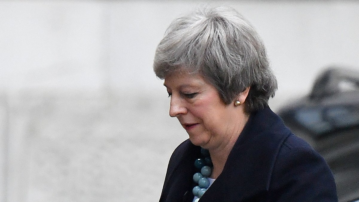 Deal Wäre Abgelehnt Worden May Verschiebt Brexit Abstimmung N Tvde