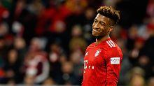 """""""Genug ist genug"""": Bayerns Coman denkt an Karriereende"""