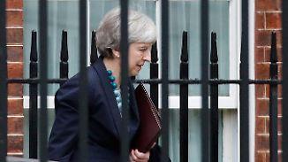 Nach verschobener Brexit-Abstimmung: May hofft auf Unterstützung durch Merkel