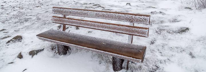 Nachts bis minus 10 Grad: Deutschland erwartet Dauerfrost